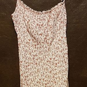 Floral American Eagle Maxi dress